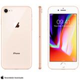 """b678405a3b3 iPhone 8 Ouro, com Tela de 4,7"""", 4G, 64 GB"""
