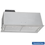 Coifa de Embutir Tramontina 75 cm com 03 Velocidades, Painel Eletrônico, Incasso...