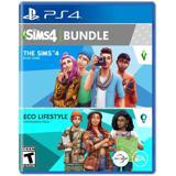 The Sims 4 Plus Eco Lifestyle Bundle PS4