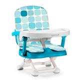 Cadeira de Alimentacao Portatil Up Seat Azul - Weego