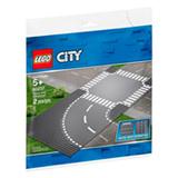 LEGO City Curva e Cruzamento