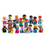 45010 - LEGO Education - Conjunto Pessoas da Comunidade