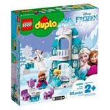 10899-LEGO DUPLO - Castelo de Gelo da Frozen
