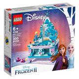 41168-LEGO Disney - A Criacao do Porta-Joias da Elsa
