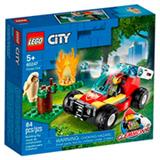 LEGO City Floresta em Chamas