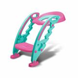 Redutor de Assento Step Potty com Escada Rosa BB052 - Multikids Baby