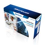 Cartucho Toner Multilaser CT12A para HP 02612A - Preto