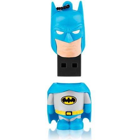 Pen Drive Multilaser, Batman Classico com 8 GB Preto PD093