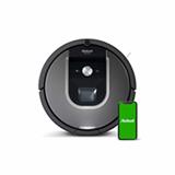 Robo Aspirador de Po Inteligente iRobot Roomba - 960