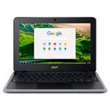 Chromebook Acer, Intel Celeron N4020, 4GB, 32GB eMMC, 11.6, Chrome OS - C733T-C2HY