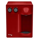 Purificador Agua Refrigerado Por Compressor Soft Star Cereja 127V