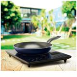 Cooktop de Inducao Midea 1 boca portatil