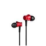 Fone de ouvido com fio Mi Earphones Basic Xiaomi Vermelho