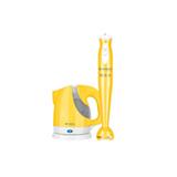 Kit Cadence Colors Amarelo - Mixer e Chaleira - 127V