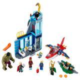 LEGO Super Heroes Marvel - Vingadores: A Ira de Loki