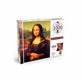 Puzzle 1000 pecas Monalisa - Grow
