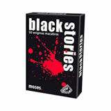 Black Stories 1 - Jogo de Cartas, Galapagos