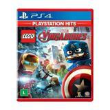 Lego Marvel Vingadores PS Hits PS4