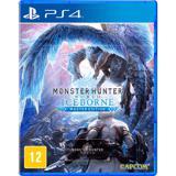 Monster Hunter Iceborn PS4