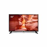Monitor TV 43 Polegadas Full HD Sem Conversor Digital Multilaser HDMI+USB - TL023