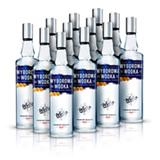 Kit Vodka Wyborowa 750ml - 12 Unidades