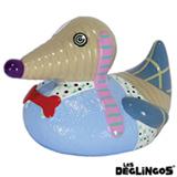 Pato de Banho Nonos, o Cachorro Les Deglingos - T-14-005
