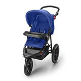 Carrinho de bebe Expedition Azul - Fisher Price
