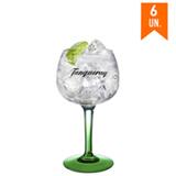 Taca Gin Tanqueray de Vidro 500ml - 6 Unidades