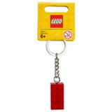 850154 - LEGO Chaveiro - Bloco Vermelho de LEGO