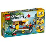 31093 - LEGO Creator - Casa Flutuante na Margem do Rio