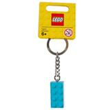 853380 - LEGO Chaveiro - Bloco Turquesa de LEGO
