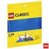 10714 - LEGO Classic - Base de Construcao Azul