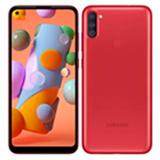Samsung Galaxy A11 Vermelho, com Tela de 6.4,2GB, 64GB e Camera Tripla Traseira de 13MP + 5MP + 2MP - A115