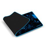 Mouse Pad Multilaser, Para Teclado e Mouse Warrior, Azul AC303