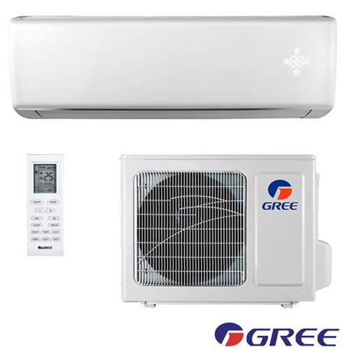 Ar Condicionado Split HW Gree Eco Garden com 18.000 BTUs, Quente e Frio, Turbo, Branco