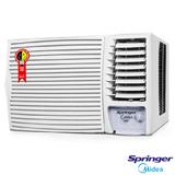 Ar Condicionado Janela Midea Mecanico com 12.000 BTUs, Quente e Frio, Branco - MQI125BB