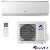 Ar Condicionado Split Hi Wall Inverter Gree Eco Garden com 12.000 BTUs, Frio, Turbo, Branco - GWC12QC-D3DNB8M