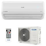Ar Condicionado Split Eco Inverter Elgin com 12.000 BTUs, Quente e Frio, Turbo Branco - HVQI12B2IB