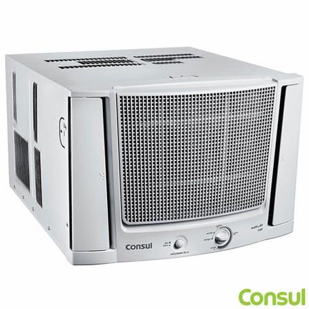 Ar Condicionado Janela Consul Com 7 500 Btus Frio Branco Ccf07eb