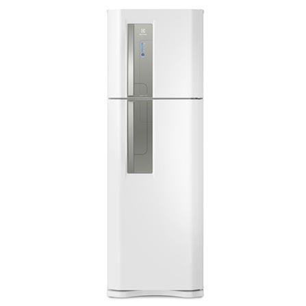 Refrigerador de 02 Portas Electrolux Frost Free com 382 Litros Top Freezer Branco - TF42