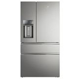 Refrigerador French Door Electrolux de 04 Portas Frost Free com 540 Litros e Aplicativo Home Inox - DM91X