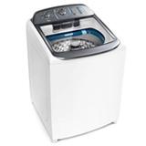 Lavadora de Roupas Electrolux 16kg Perfect Wash Branca com 12 Programas de Lavagem e Jet amp; Clean - LPE16