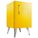 Frigobar Brastemp Retro com 76 Litros de Capacidade e Controle de Temperatura Amarelo - BRA08BY
