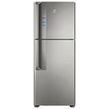 Refrigerador de 02 Portas Electrolux Frost Free com 431 Litros Inverter Top Freezer Platinum - IF55S