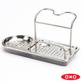 Organizador de Pia em Aco Inox - Oxo