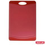 Tabua de Cozinha em Polipropileno com 29 cm Vermelha - Neoflam