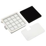 Kit Filtro Hepa Original para Aspiradores de Po LIT21 Electrolux - EF123LA