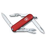 Canivete Rambler com 10 Funcoes em ABS e Celidor Vermelho - Victorinox