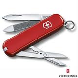Canivete Executive 81 com 07 Funcoes em ABS/Celidor Vermelho - Victorinox