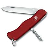 Canivete Alpineer com 05 Funcoes em Poliamida Vermelho - Victorinox